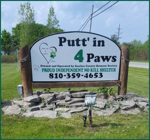Putt' in 4 Paws – Sanilac County Humane Society